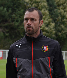 Mickaël Pagis French footballer