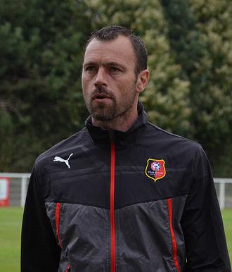 Mickaël Pagis - Image: CFA2 Saint Lô Rennes 05.04.2014 (9bis)