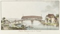 CH-NB - Zihlbrücke und Château de Thielle - Collection Gugelmann - GS-GUGE-ABERLI-1-4.tif
