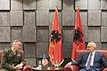 CJCS meets with Albanian President (36404596214).jpg