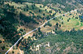 CSIRO ScienceImage 6924 Aerial view of the Perth Kalgoorlie water supply pipeline WA 1975.jpg