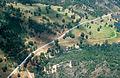 CSIRO ScienceImage 6924 Aerial view of the Perth Kalgoorlie water supply pipeline WA 1975.jpg