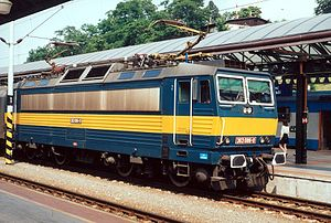 Škoda Works - ES499.1 locomotive