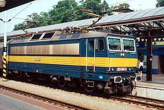 Škoda Works - ES499.1 locomotive