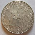 CZECHOSLOVAKIA, UNIVERSITY, 600 YEAR COMMEMMORATIVE 1948 -100 KRONEN a - Flickr - woody1778a.jpg