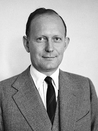 C. Douglas Dillon - Dillon in 1955