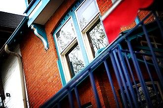 Cabbagetown, Toronto - Housing in Cabbagetown