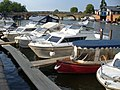 Cabin Cruisers by Henley Bridge - geograph.org.uk - 526458.jpg