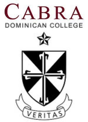 Cabra Dominican College - Crest of Cabra Dominican College