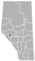 Cadomin, Alberta Location.png