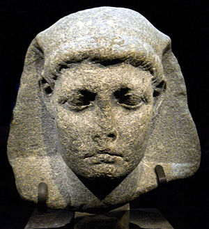 "Caesarion - Caesarion, from the ""Unravel the Mystery"" Cleopatra exhibit"