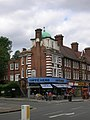 Cafe Nero at the Junction of Golders Green Road and Hodford Road, London NW11 - geograph.org.uk - 391955.jpg