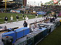 Cal sideline section at 2008 Emerald Bowl.JPG