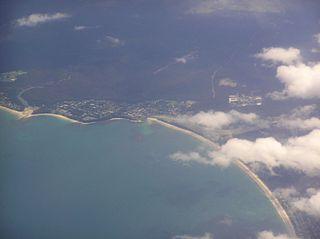 Callala Beach Town in New South Wales, Australia