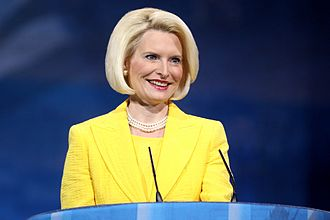 Callista Gingrich - Callista Gingrich speaking at the Conservative Political Action Conference in National Harbor, Maryland