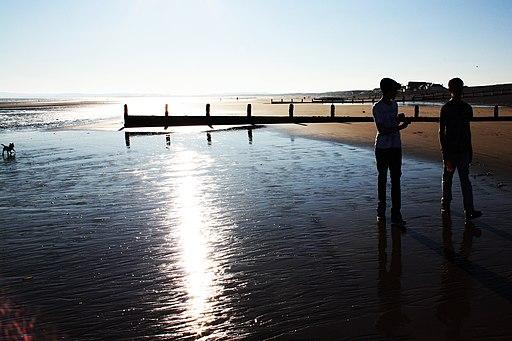 Camber Sands beach - panoramio