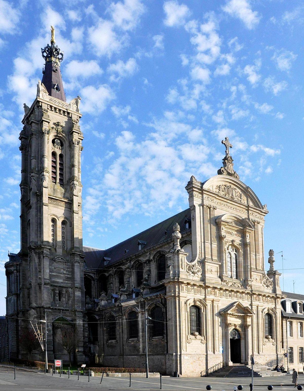 Kathedrale von Cambrai – Wikipedia