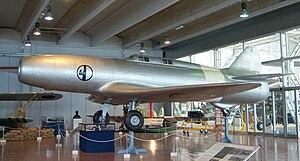 Italian Air Force Museum - Campini-Caproni C.C.2