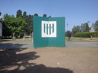Club Atlético Banfield - Playing field Alfredo Palacios, located on Luis Guillón.