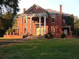 Stonewall Jackson Youth Development Center - Image: Cannon House at Stonewall Jackson Training School 2