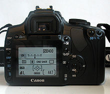 canon ds126 291 характеристики