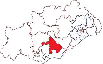 Canton of Agde - Image: Canton de Pézenas