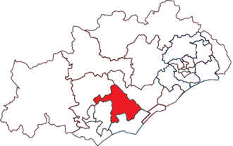 Canton of Pézenas - Image: Canton de Pézenas