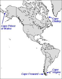 Cape Virgenes
