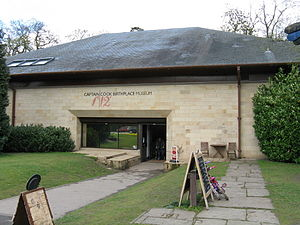 Captain Cook Birthplace Museum - Image: Captain Cook Museum