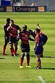 Captain Yannick Nyanga with the Referee.jpg