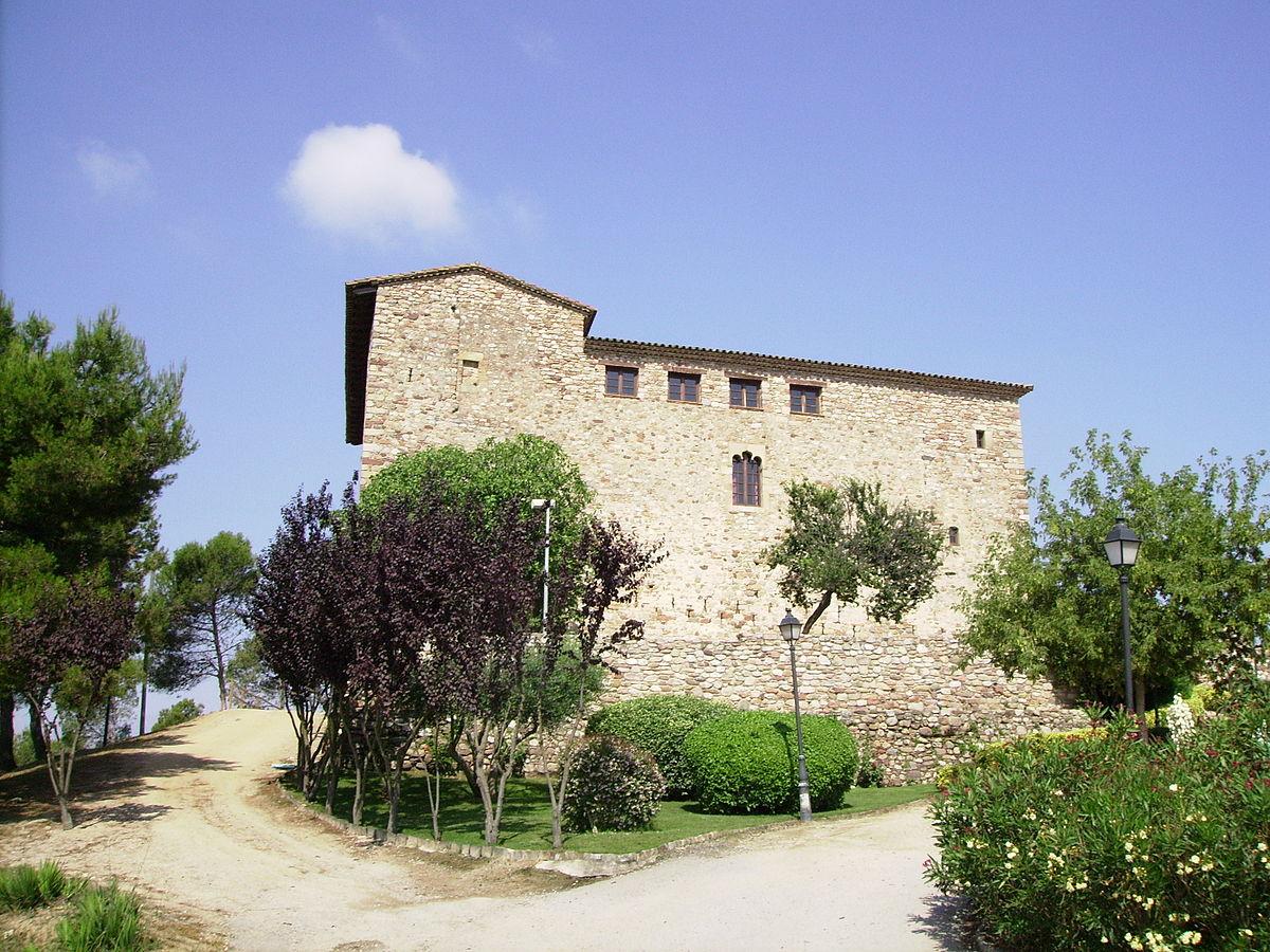 Castillo de plegamans wikipedia la enciclopedia libre - Inmobiliaria palau de plegamans ...