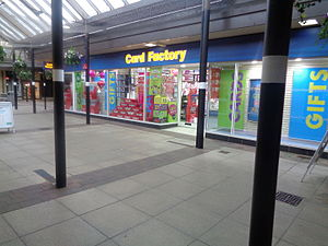 Card Factory - Card Factory shop in Wetherby, West Yorkshire