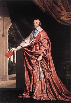 Although a Catholic clergyman himself, Cardinal Richelieu allied France with the Protestants.