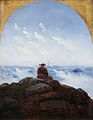 Carl Gustav Carus - Wanderer on the Mountaintop.jpg