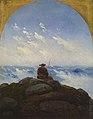 Carl Gustav Carus - Wanderer on the Mountaintop.jpg