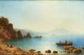 Carl Morgenstern Blick auf Neapel mit dem Vesuv 1847.png