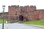 Carlisle Castle showing the bridge.jpg