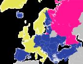 Carte du Conseil de l'Europe