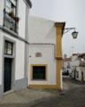 Casa onde nasceu José Agostinho de Macedo, Beja 2021-03-26.png