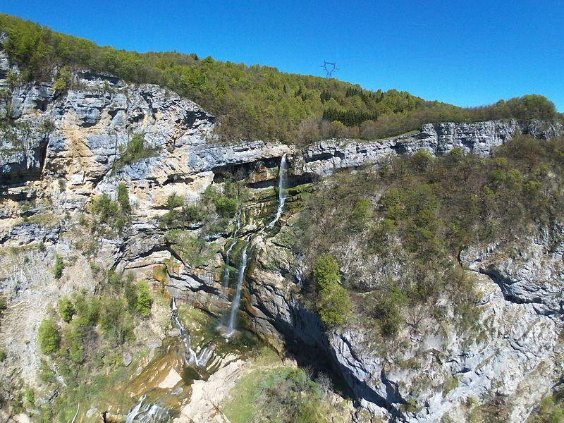 Cascade de la Charabotte