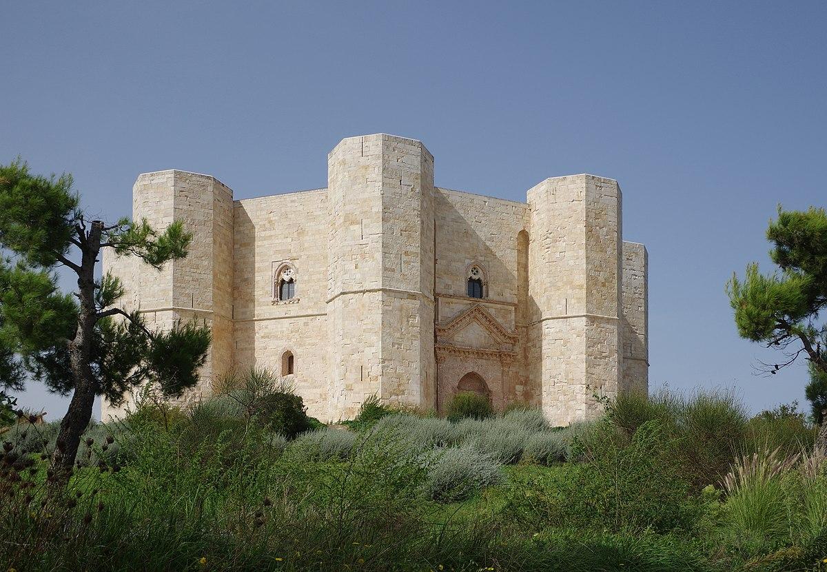 castel del monte - photo #18