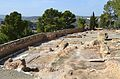 Castell de Sogorb, excavació arqueològica.JPG