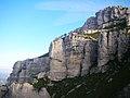 Castell de l'Airosa- NW face8788.JPG