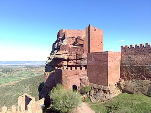 Castle of Peracense - Castle of Peracense.