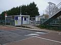 Castle Bar Park stn west entrance.JPG