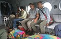 Casualties including lying patients being evacuated from different places of North Sikkim.jpg