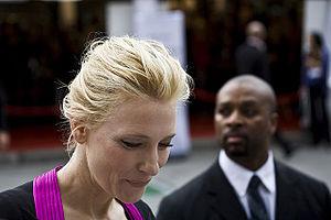 Cate Blanchett at TIFF 2007
