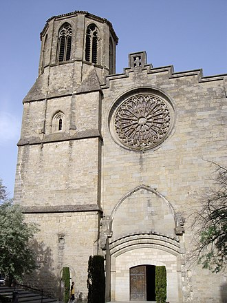 Roman Catholic Diocese of Carcassonne-Narbonne - Carcassonne Cathedral