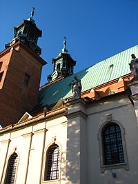 Cathedral in Gniezno.September 2007.JPG