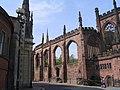 Cathedral ruins, Bayley Lane - geograph.org.uk - 1268904.jpg